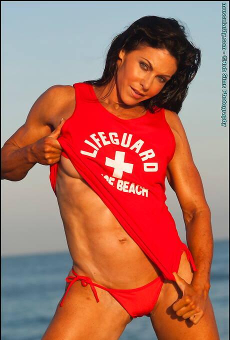 Latina Workout Pics