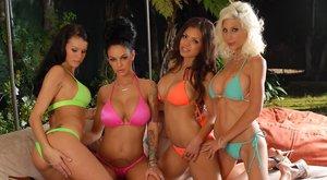 Latina Bikini Pics